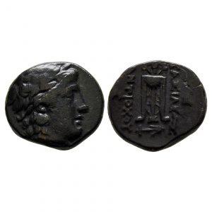Moneta Con Apollo