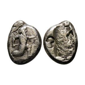 Moneta Dell'Impero Achemenide