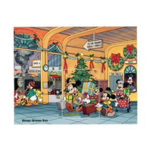 St. Vincent - 1988 - Treno Di Natale Di Topolino
