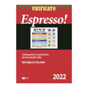 Catalogo Francobolli - Espresso 2022