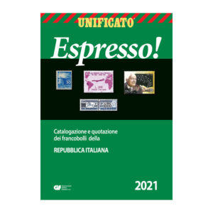 Catalogo Francobolli - Espresso 2021