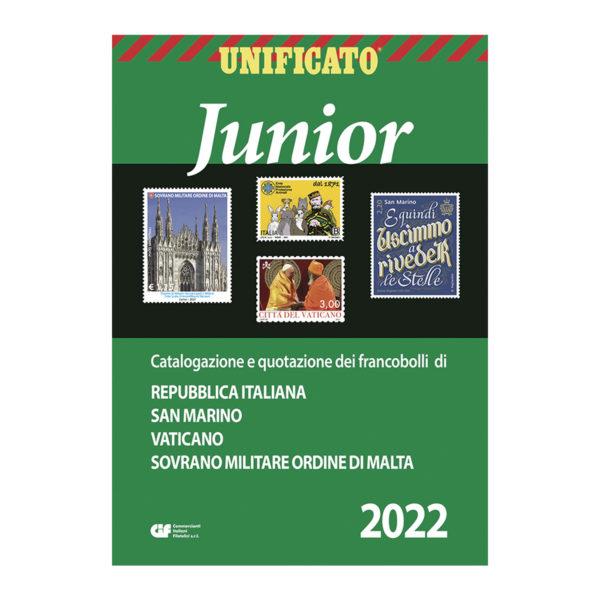 Catalogo Francobolli Junior