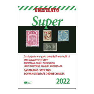 Catalogo Francobolli - Super 2022