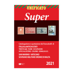 Catalogo Francobolli - Super 2021