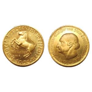 Moneta Repubblica Weimar