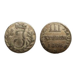 Moneta Granducato Di Berg