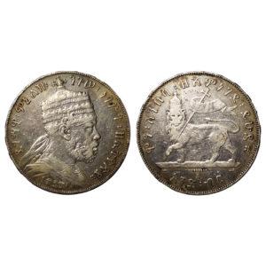 1 Birr Etiopia