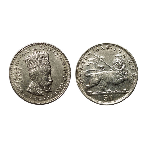 50 Matonas Etiopia