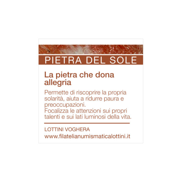 Pietra Del Sole