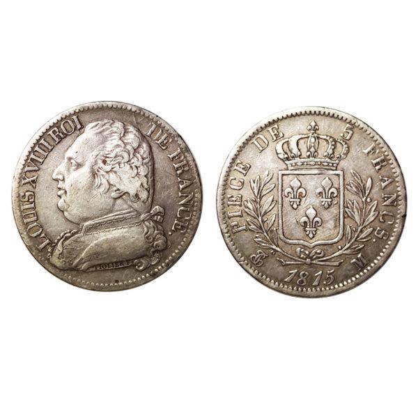 Moneta Luigi XVIII