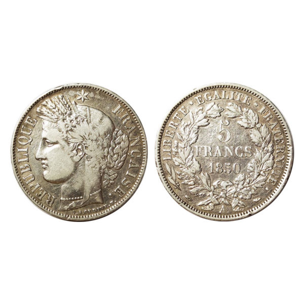 5 Franchi Argento