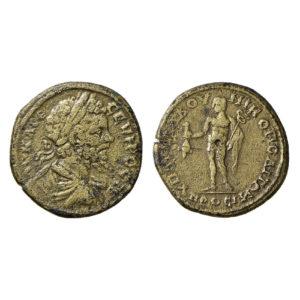 Moneta Settimio Severo