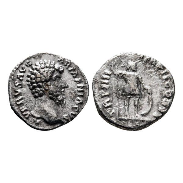 Moneta Di Lucio Vero