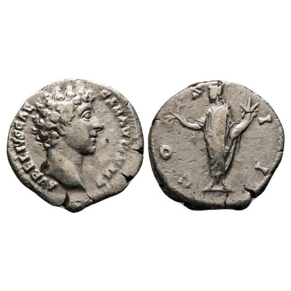Moneta Di Marco Aurelio Cesare