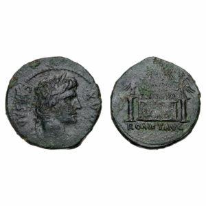 Asse di Augusto | 24 a.C. - 14 d.C.