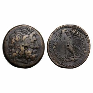 Bronzo del Regno Tolemaico | Tolomeo III