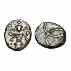 Moneta Con Vishnu