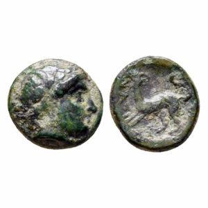 moneta di lesbo