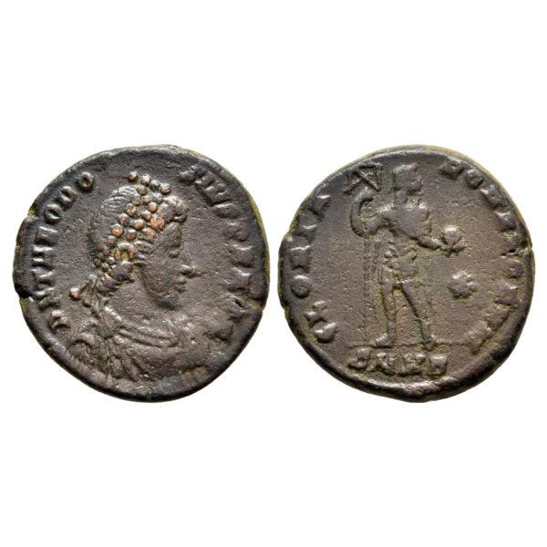 Moneta Di Teodosio I