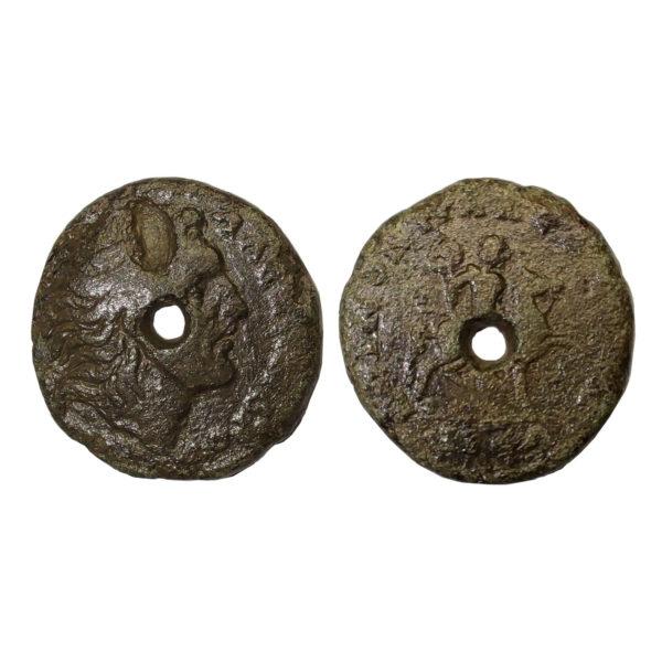 Moneta Lega Dei Macedoni