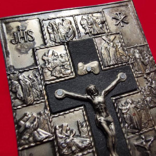 Placchetta Via Crucis