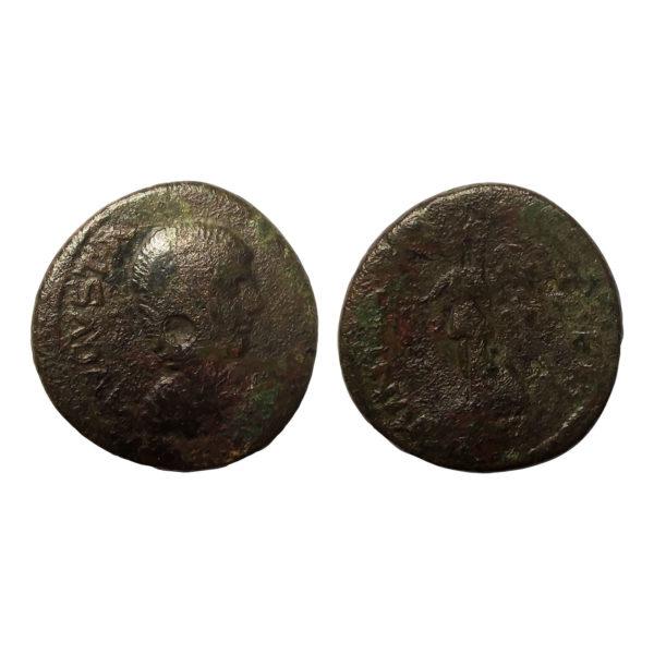 Moneta Provinciale Di Giulia Domna