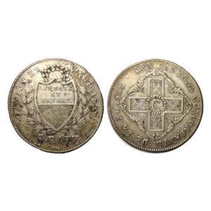 Moneta Del Cantone Di Vaud