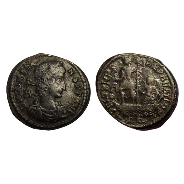 Moneta Di Costante I Di Aquileia