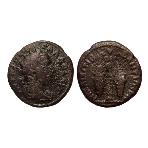 Moneta Di Treboniano Gallo