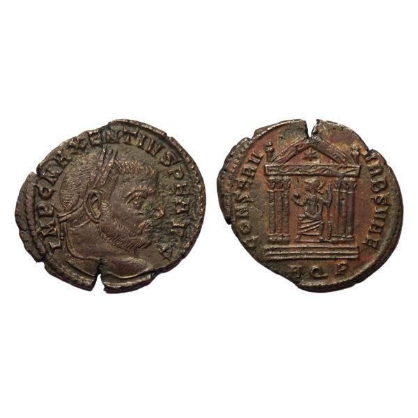 Moneta Di Massenzio
