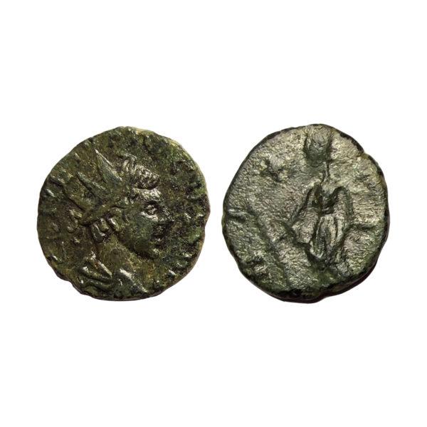 Moneta Di Tetrico II