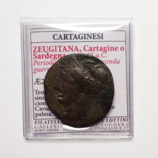 Moneta Cartaginese