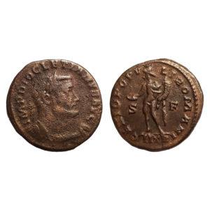 Follis Di Diocleziano