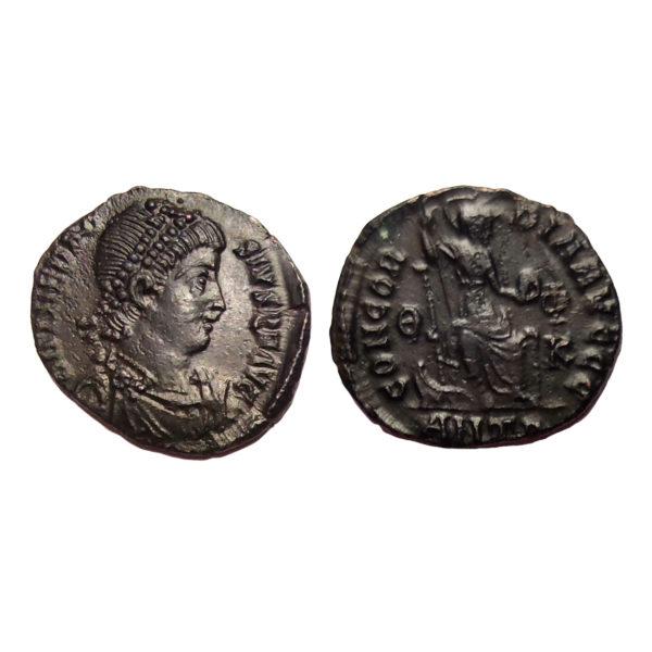 Moneta Di Teodosio