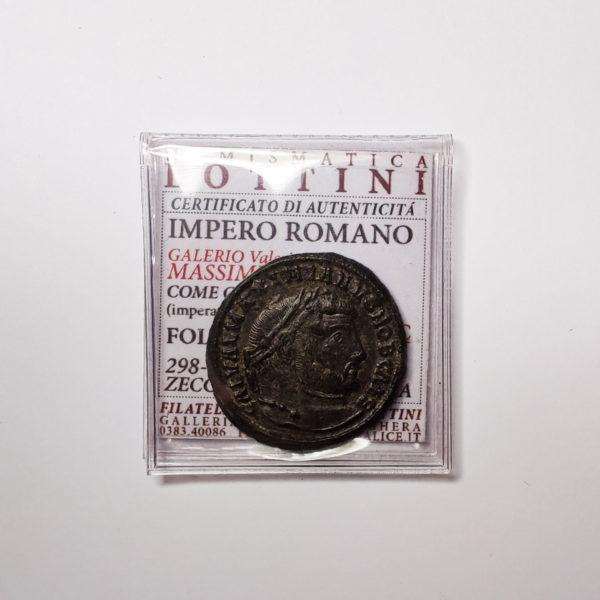 Moneta Di Galerio