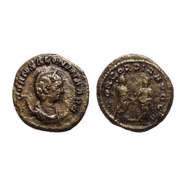 Moneta Di Salonina