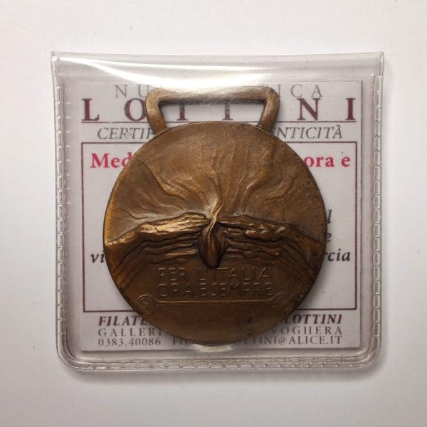 Medaglia Vittoria Guerra