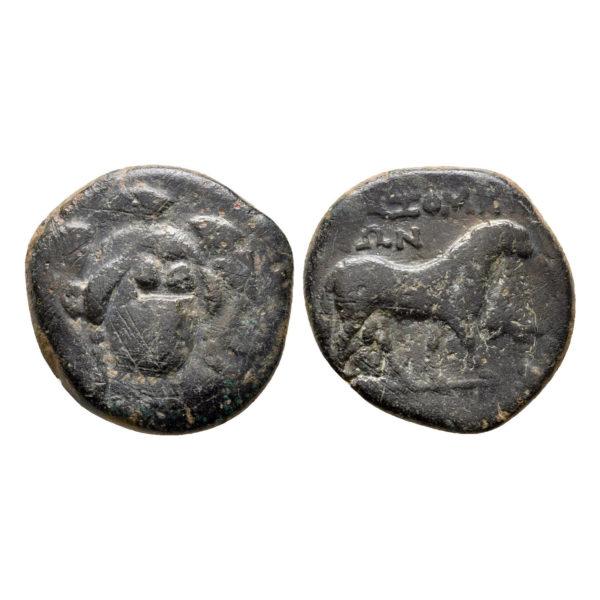Moneta Greca Ariete