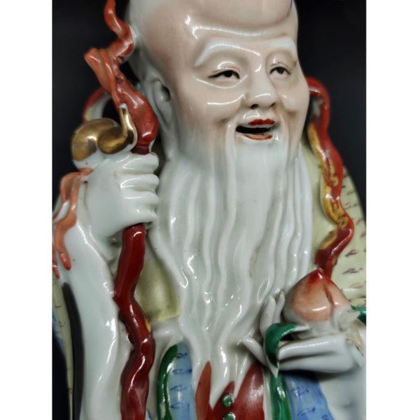Statua In Porcellana Cina