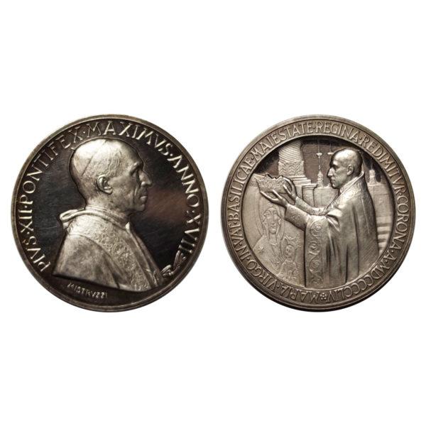 Medaglia Di Pio XII