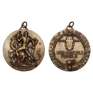 Medaglia Dei Carabinieri
