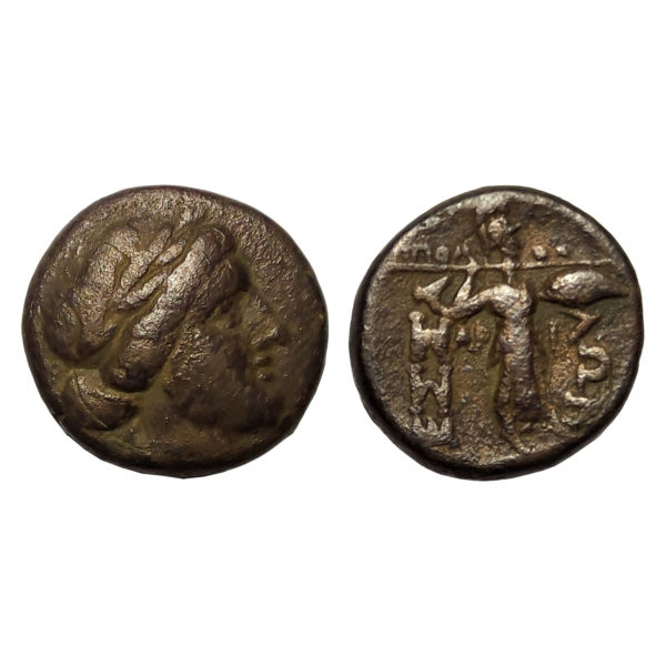 Moneta Della Lega Tessala