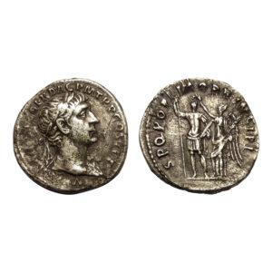 Moneta Di Traiano
