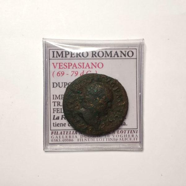 Dupondio Di Vespasiano