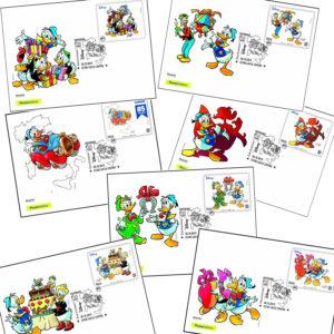 Cartoline Di Paperino