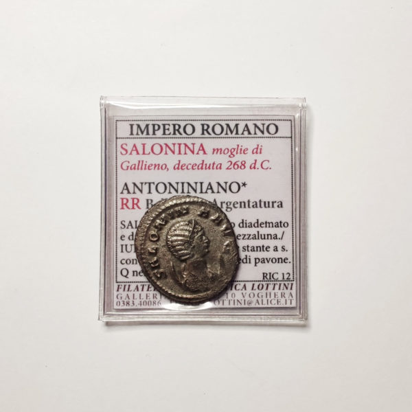 Antoniniano Di Salonina