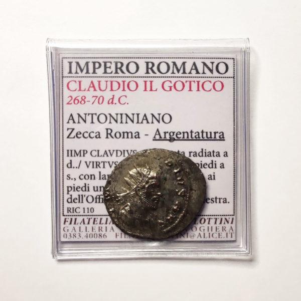 Antoniniano Di Claudio II
