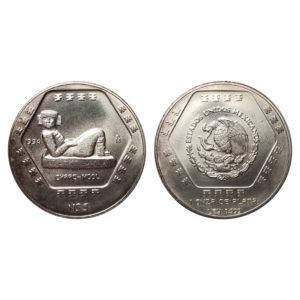 5 Nuovi Pesos Messico 1994
