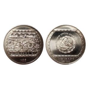 5 nuovi Pesos Messico