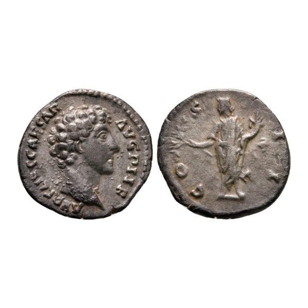 Moneta Romana Di Marco Aurelio